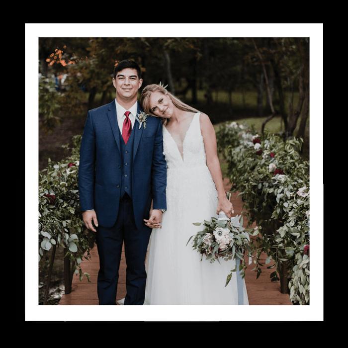 Chosen Event Design + Planning | Oklahoma Wedding Planner
