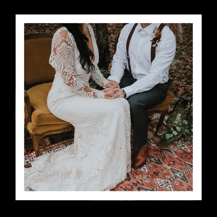 Chosen Event Design + Planning | Oklahoma Wedding Planner | Floral Design